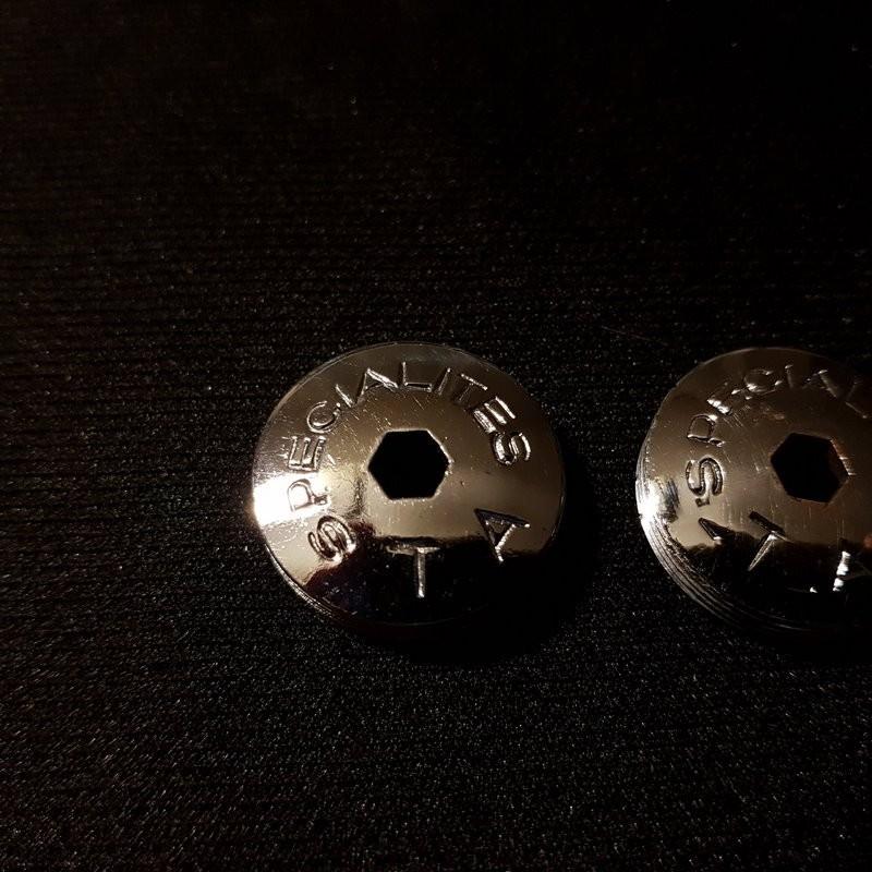 "Dust Caps ""special TA"" N. O. S (Ref 08)"
