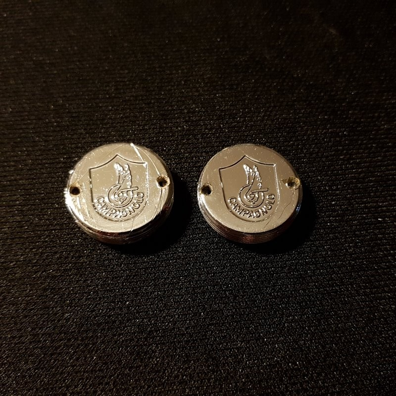 """Dust Caps """"CAMPAGNOLO"""" (Ref 16 )"""