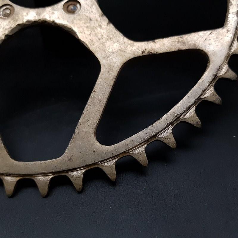 Steel tray vintage 48d (Ref 804)