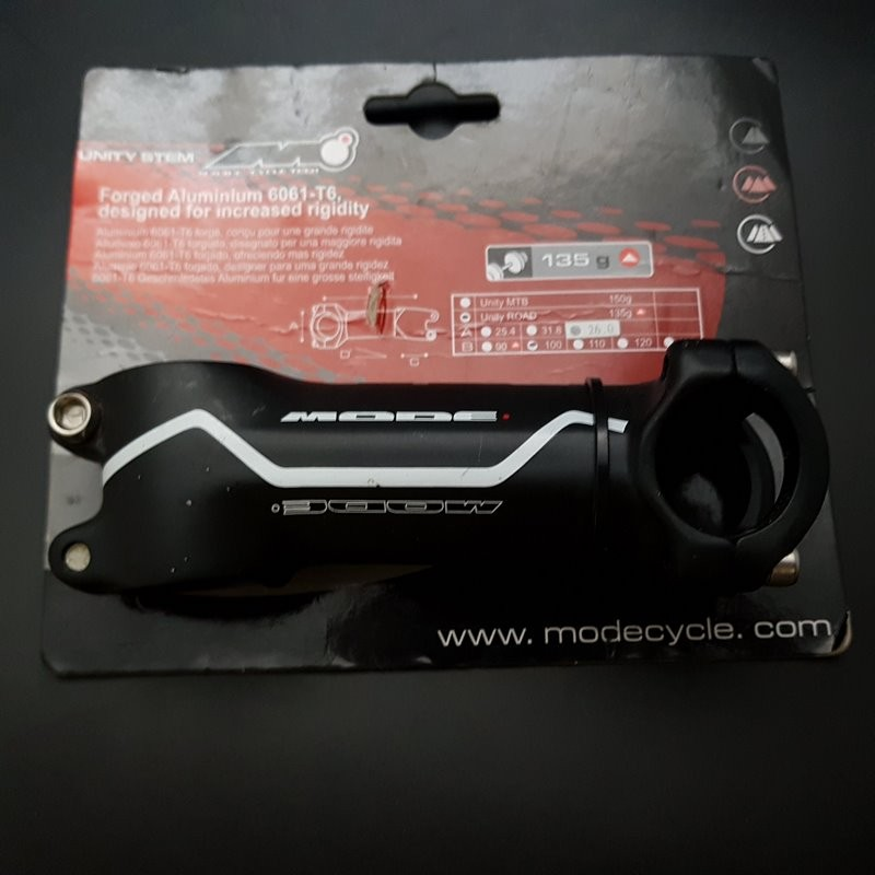 "Stem Aheadset N. O. S ""MODE UNITY"" (100 mm Ref 661)"