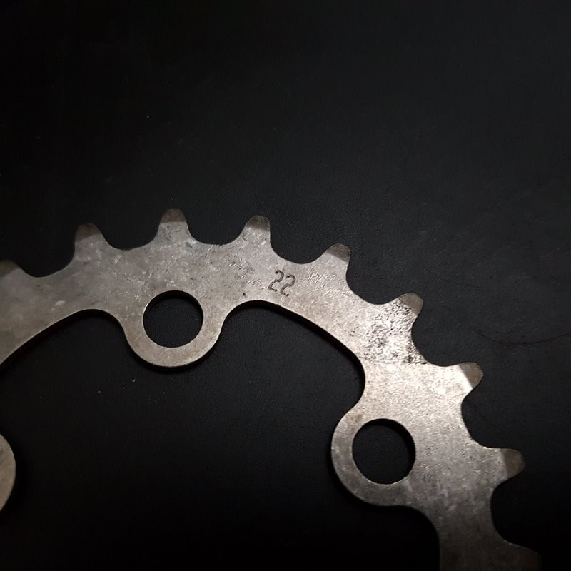 Tray N. O. S steel 22d BCD 58 (Ref 878)