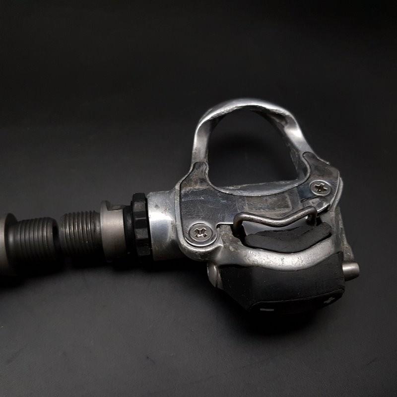 """Pedale CAMPAGNOLO RECORD PROFIT-TITAN"""" (Ref 640)"""
