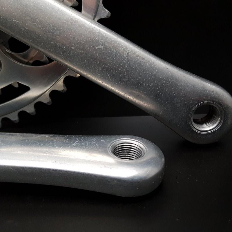 "Crankset ""SHIMANO RX100 Triple 170 mm (Ref 632)"