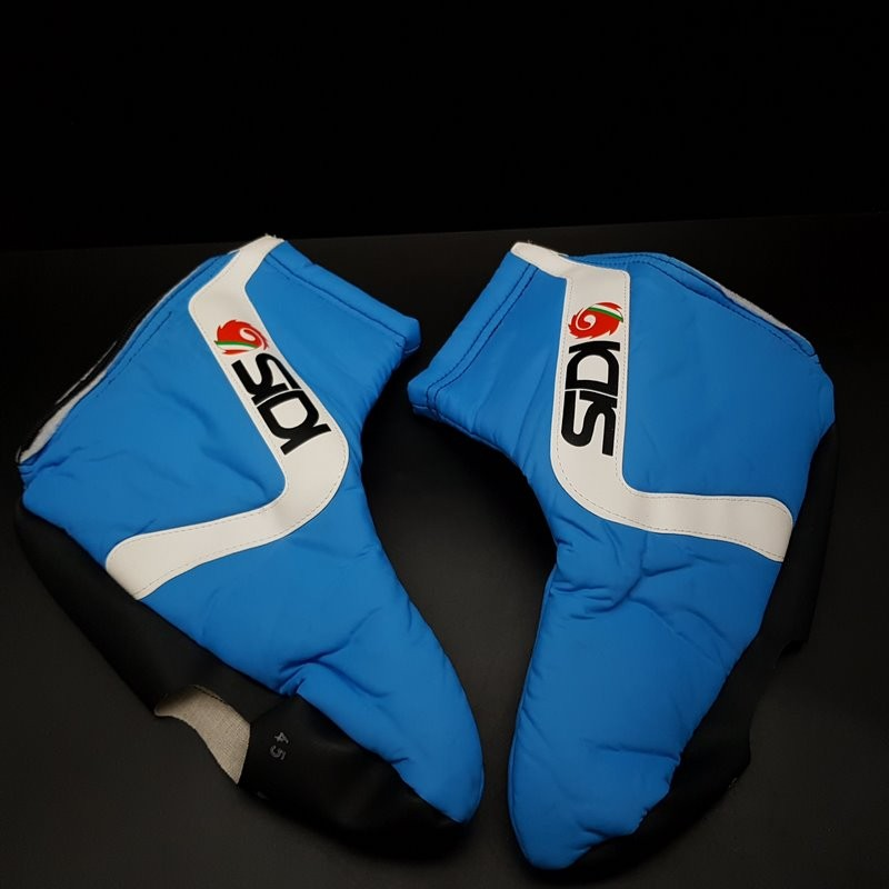 "Pair of Overboots OUR ""SIDI"" Size 45/46 (Ref 04)"