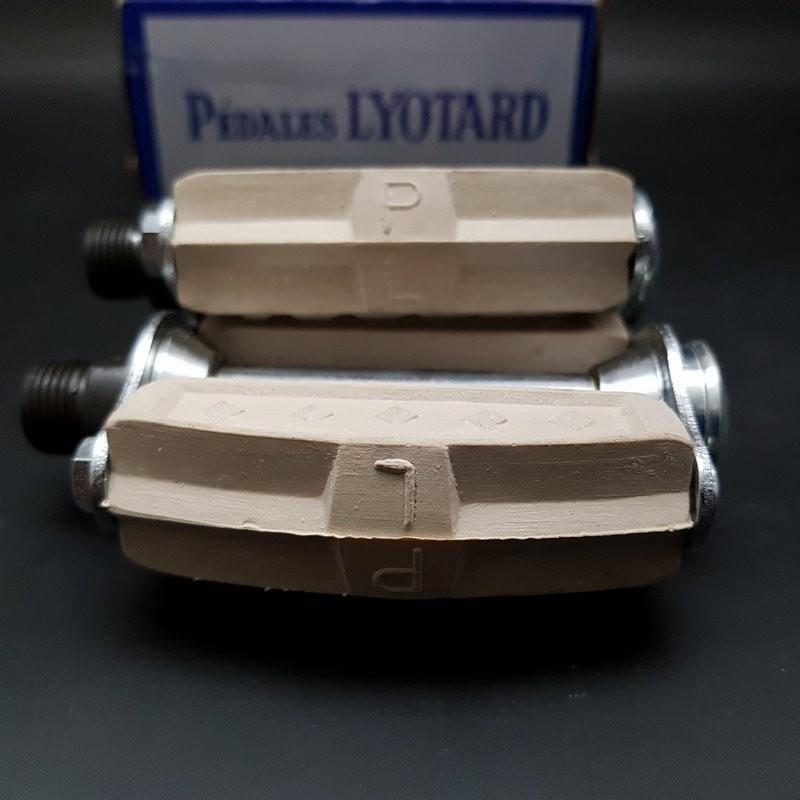 """Pedale fahrrad kind N. O. S """"LYOTARD 35"""" 14 x 1.25 (Ref 662)"""