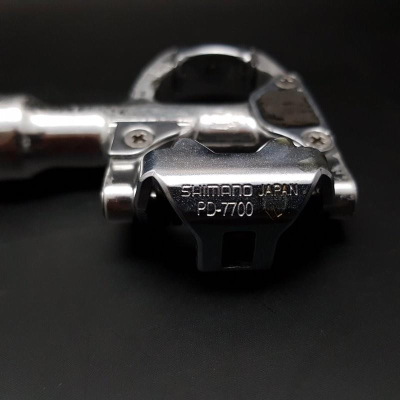"Pedals DURA ACE 7700"" 9/16 x 20 (Ref 668)"