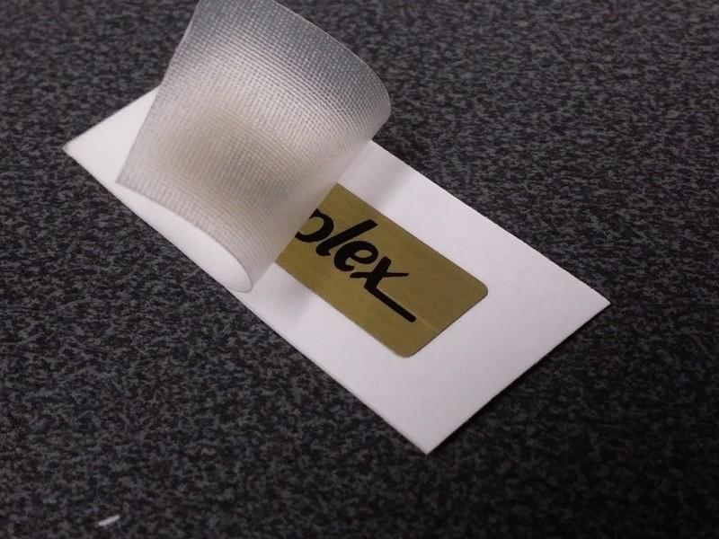 """Sticker dérailleur avant """"SIMPLEX"""""""