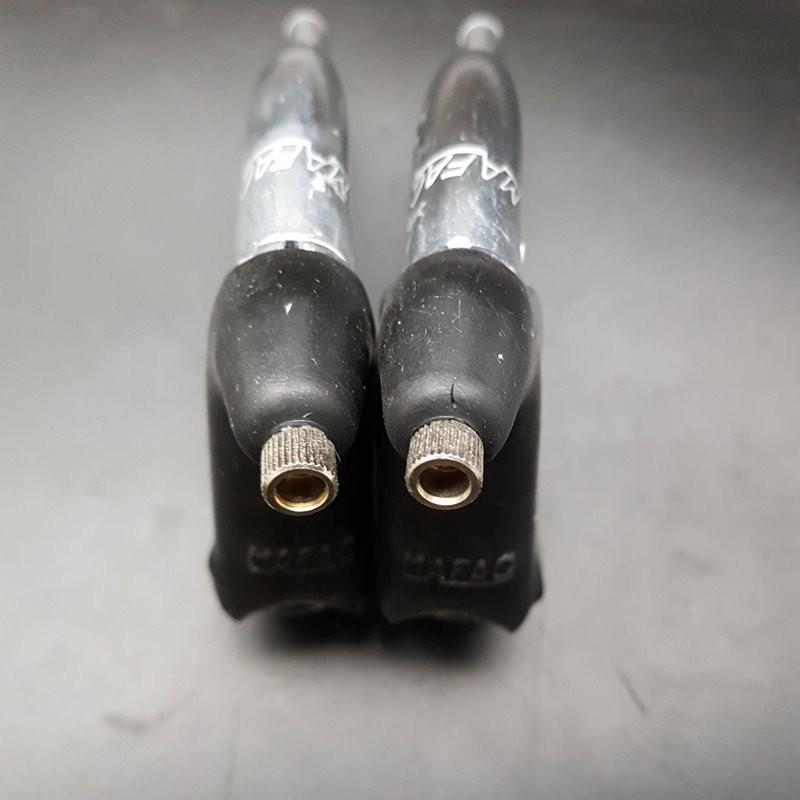 """Brake levers N. O. S """"MAFAC COURSE 121"""" (Ref 506)"""