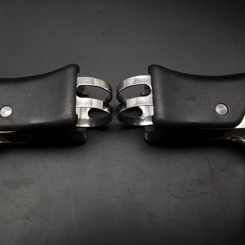 """Brake levers N. O. S """"MAFAC RACE 419"""" (Ref 509)"""