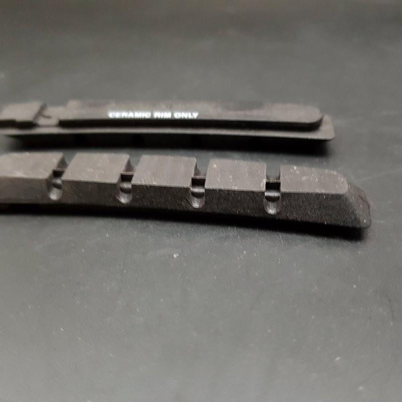 "Schlittschuhe N. O. S ""SHIMANO M950 V-BRAKE CERAMIC"" (Ref 61)"