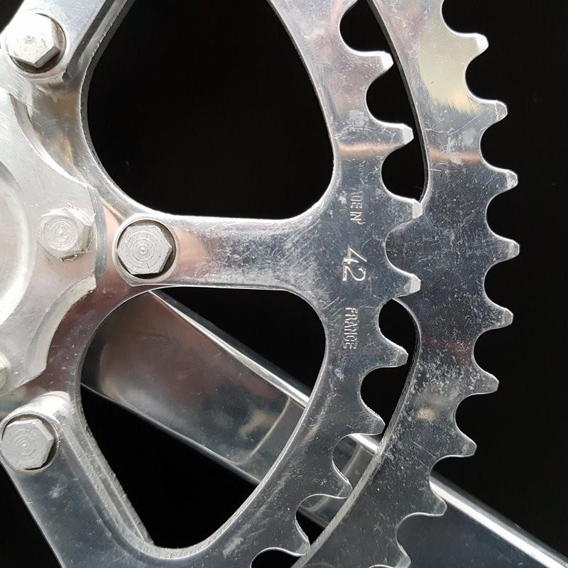 "Crank N. O. S ""SPECIALITIES TA"" 170 mm (Ref 654)"