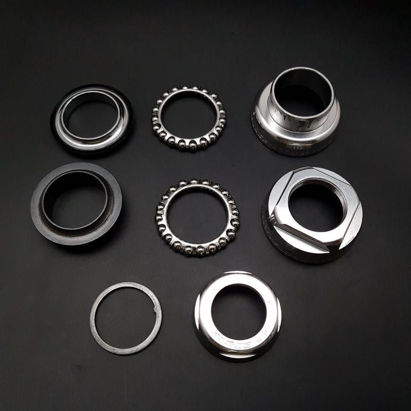 """Steering Set """"CAMPAGNOLO VELOCE"""" ISO 1 """" (Ref 538)"""