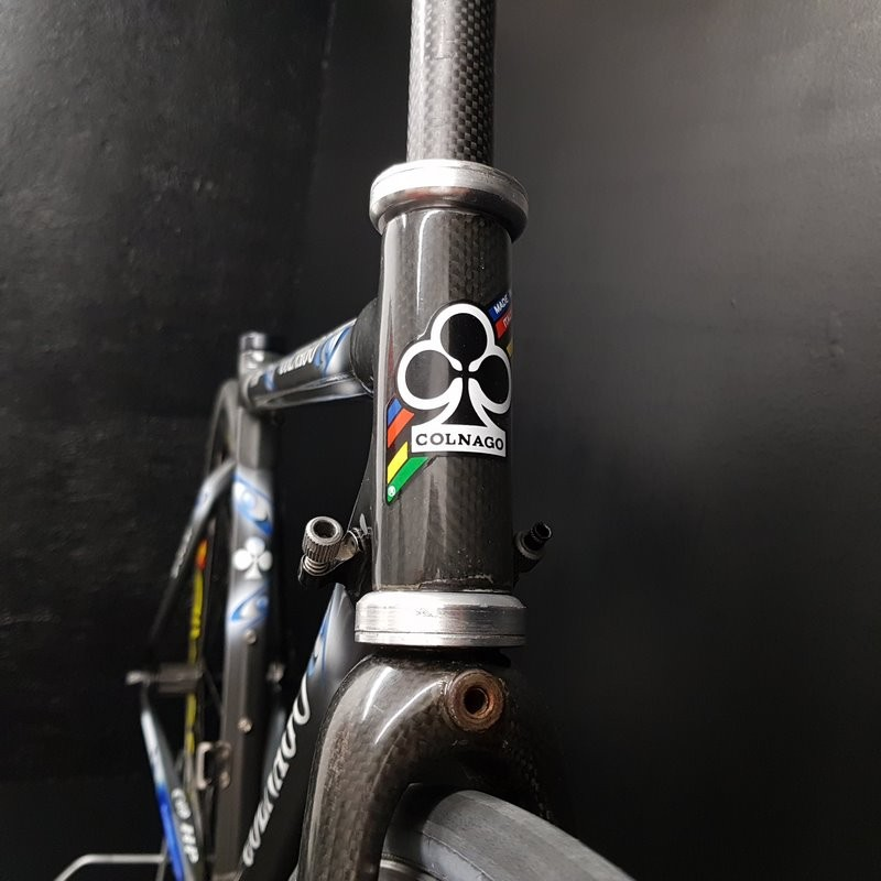 """Frame """"COLNAGO C40 double B-STAY"""" Size 49"""