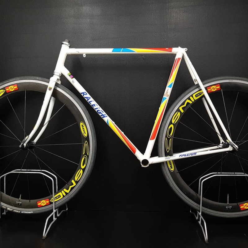 """Frame """"RALEIGH 653 Cyfac"""" Size 55"""