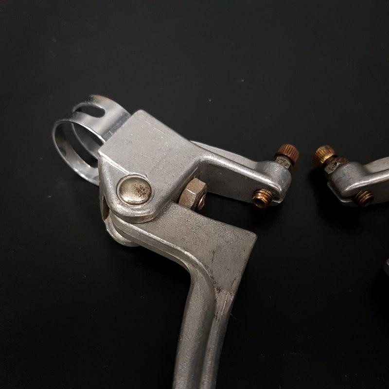 Brake levers CITY bike (Ref 529)