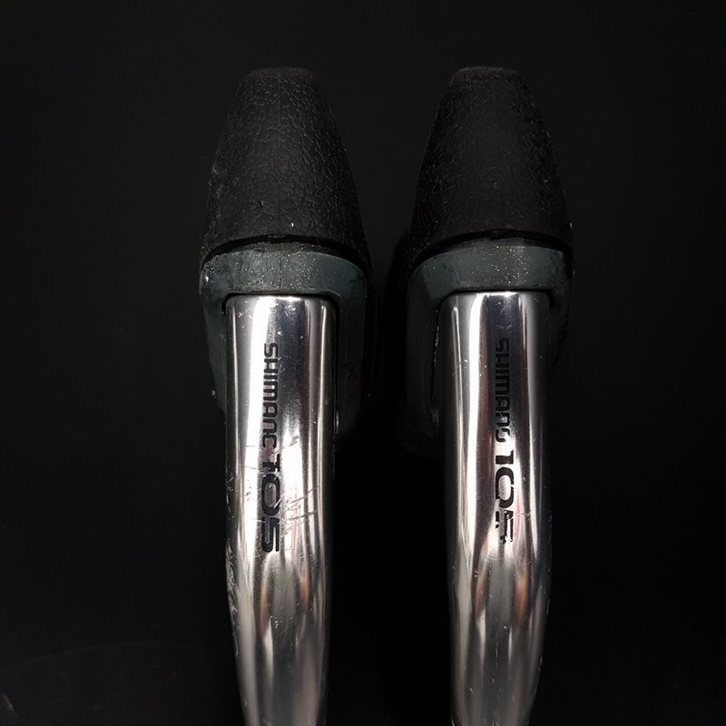 "Brake levers ""SHIMANO 105 BL-1051"" (Ref 530)"