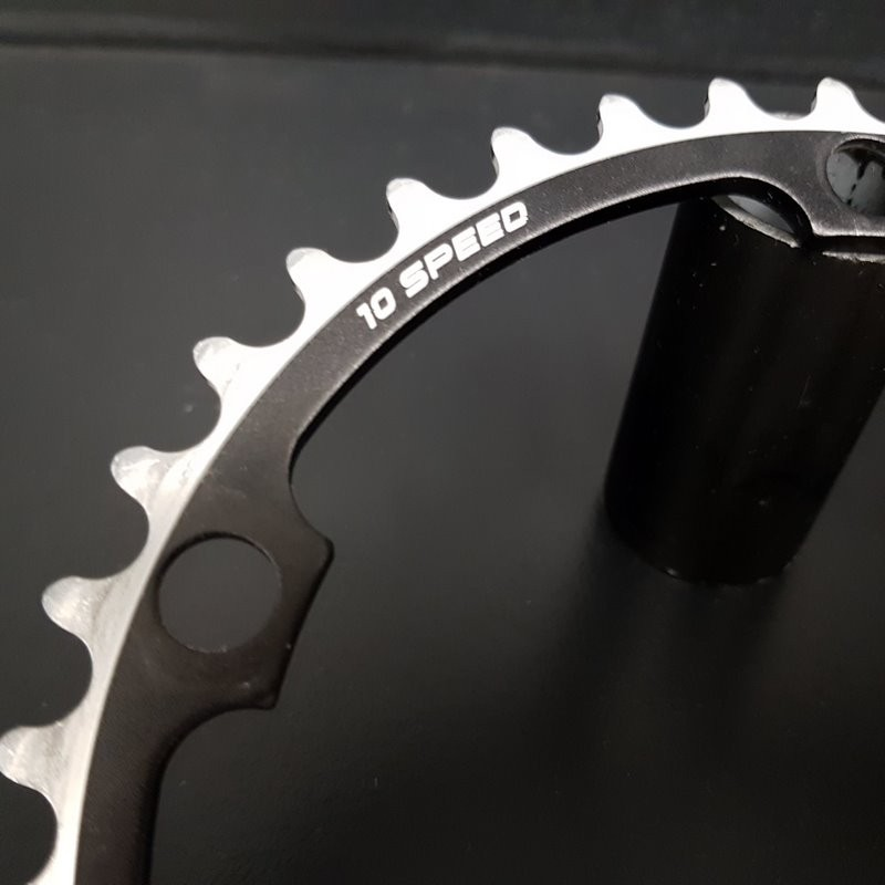 """Tray """"CAMPAGNOLO 10s"""" 39d BCD 135 (Ref 1142)"""