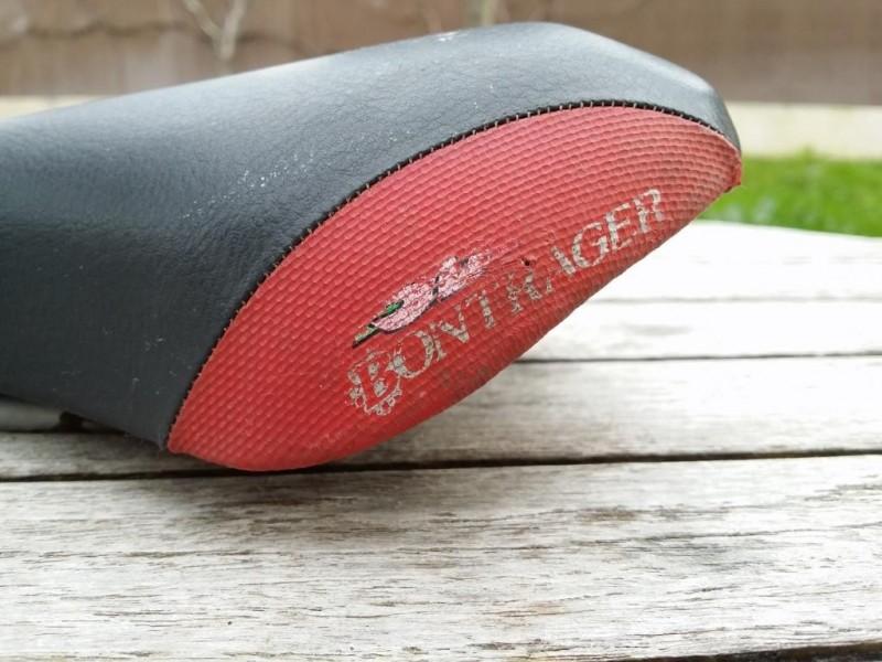 """Saddle BONTRAGER"""" (Ref 04)"""
