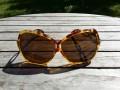 Glasses Vintage Woman