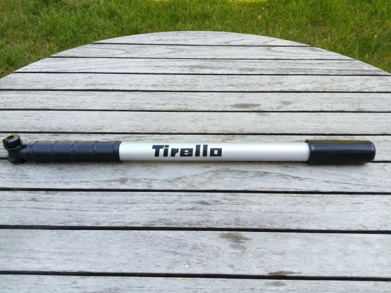 """Bomba """"TIRELLO"""" 46/44 gris"""