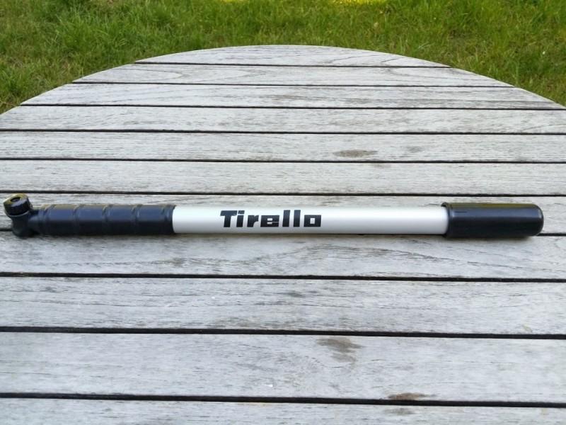 """Pump """"TIRELLO"""" 46/44 Grey"""