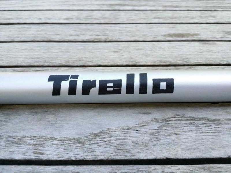 """Pompa """"TIRELLO"""" 46/44 Grigio"""