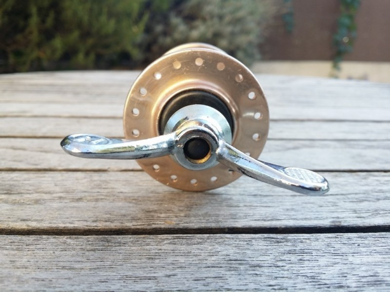 Front hub OUR 36t (Ref 05)