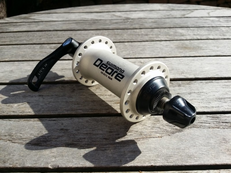 """Front hub """"Shimano Deore"""" 32t (Ref 11)"""
