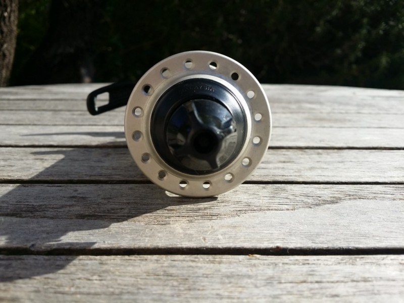 "Front hub ""Shimano Deore"" 32t (Ref 11)"