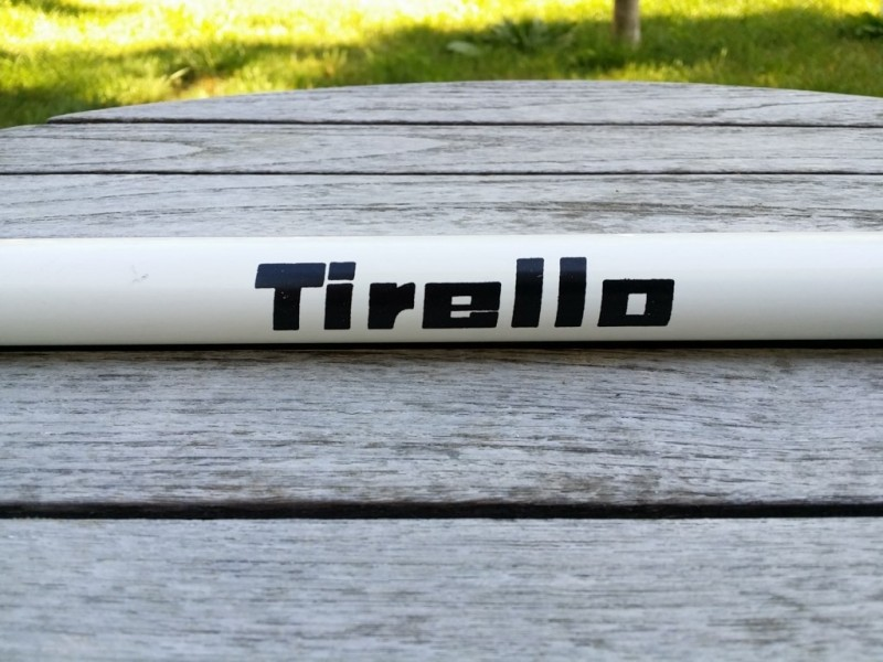 "La bomba ""TIRELLO"" 46/44 Blanco"