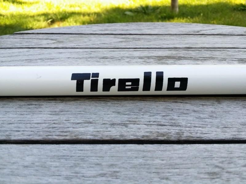 """Pompa """"TIRELLO"""" 46/44 Bianco"""