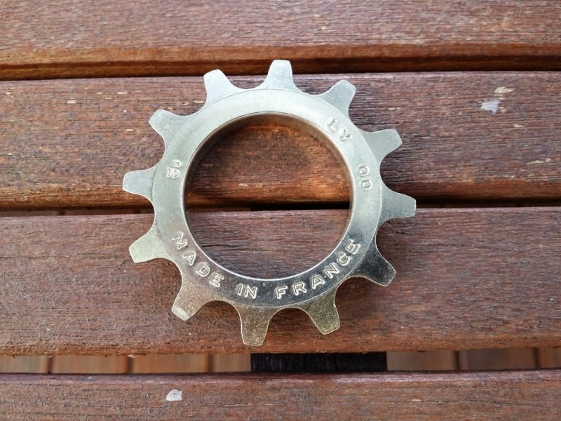 "Sprocket OUR ""Sachs LY"" 12d"