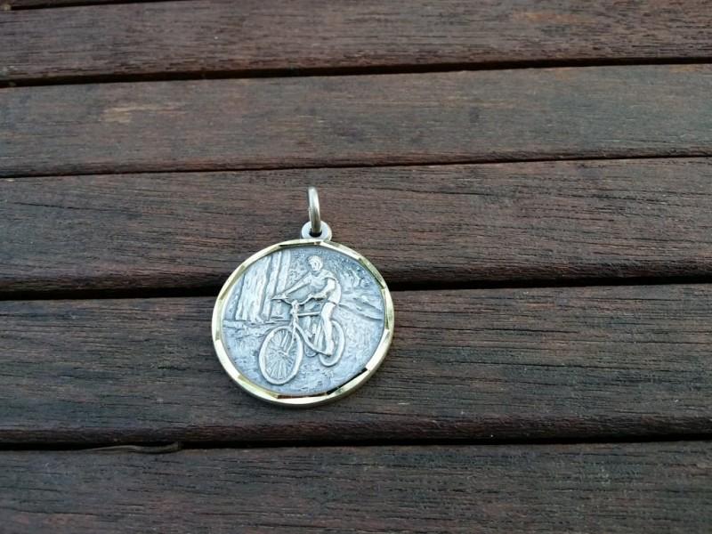 "Medal ""Mountain Bike"" (Ref M02)"