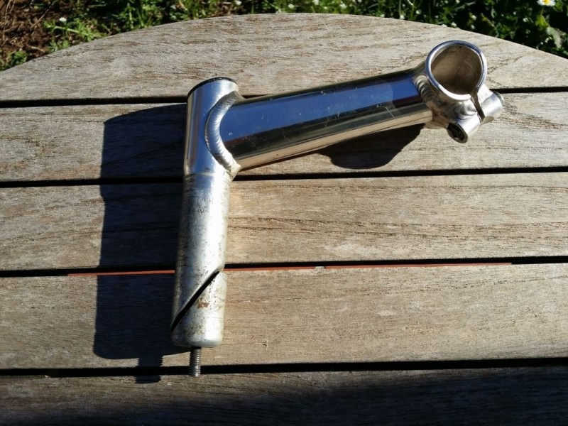 """Quill"" stem, Alu MTB"" 130mm (Ref 26)"