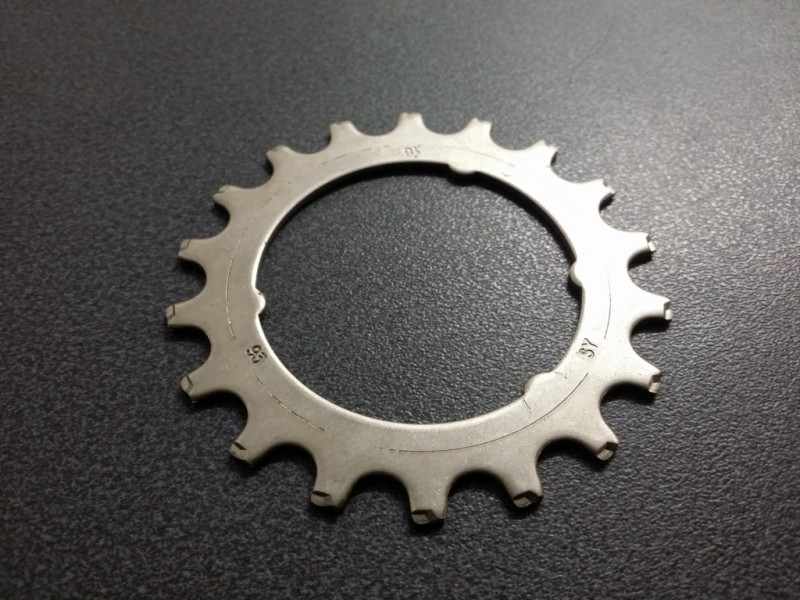 "Sprocket OUR ""Sachs SY"" 18d"