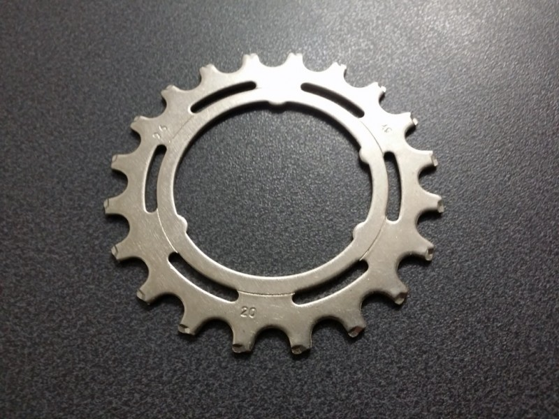 "Sprocket OUR ""Sachs SY"" 20d"