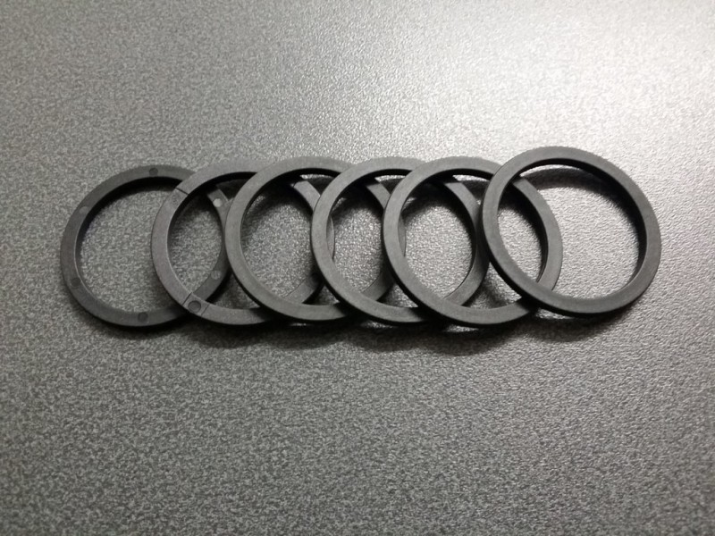 """6 SPACERS for OUR """"Shimano HG 7v"""" (Ref 01)"""