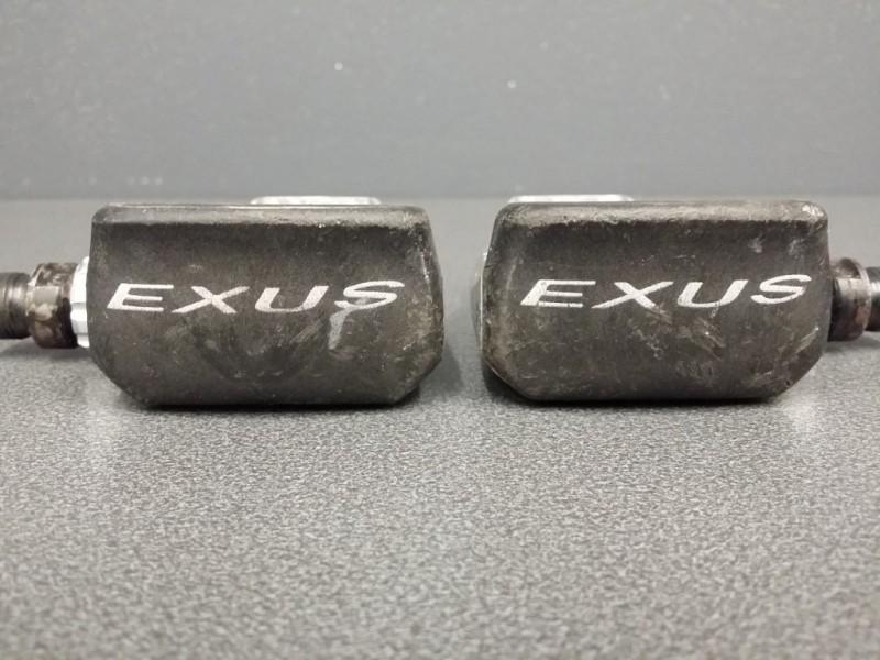 """Pédales """"EXUS E12"""" (Ref 79)"""