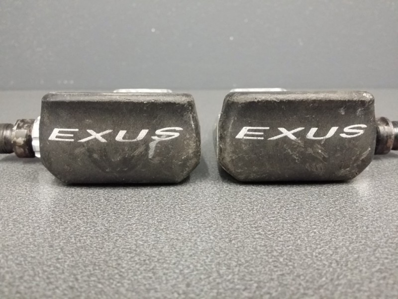 "Pedali ""EXUS E12"" (Rif 79)"