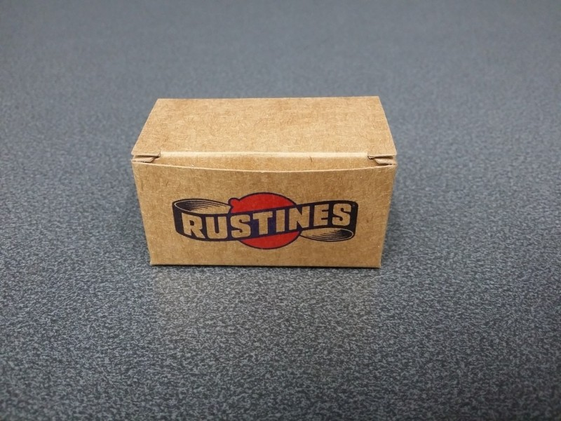 "Bouchons de guidon ""Rustines"" Blanc (Ref 03)"