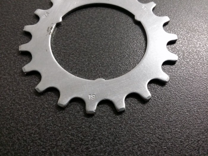 "Sprocket OUR ""Maillard MY"" 19d"