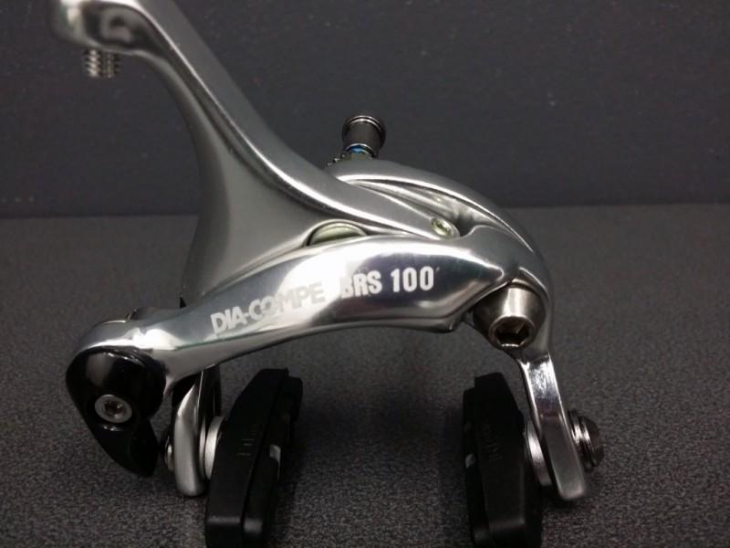 """Caliper Rear """"DIA COMPE BRS 100"""" (Ref 91)"""