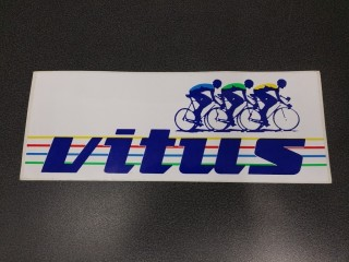 "Sticker ""VITUS"" NOS (Ref 02)"