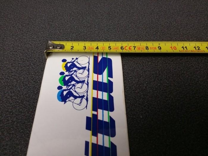 """Sticker """"VITUS"""" UNSERE (Ref 03)"""