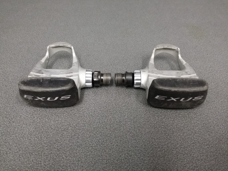"""Pedals automatic """"EXUS E12"""" (Ref 153)"""