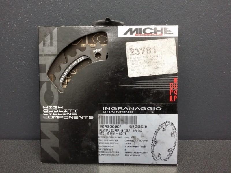 """La meseta de NUESTRO """"MICHE SUPER"""" 34d BCD 110 (Ref 64)"""