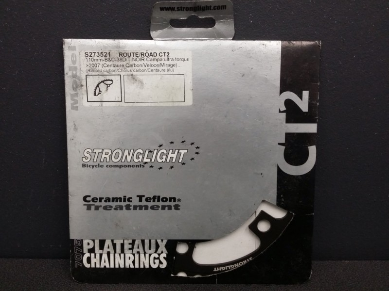 "Plateau NOS ""STRONGLIGHT CT2"" 38d BCD 110 (Ref 67)"