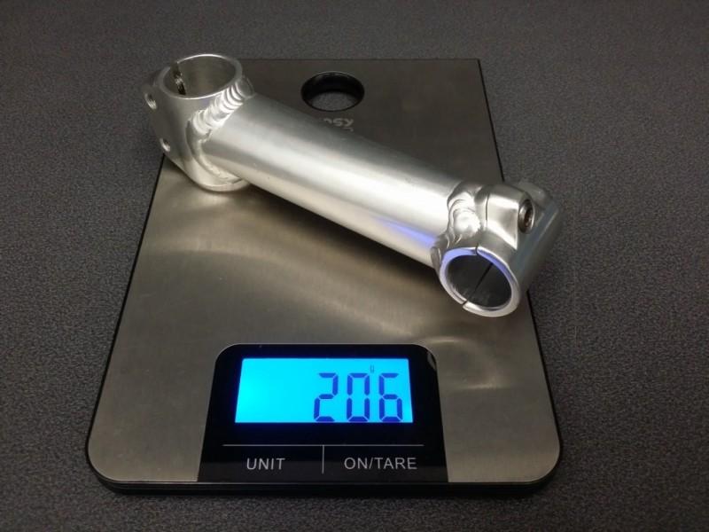 "Staminali Aheadset ""alluminio"" 130mm (Rif 171)"