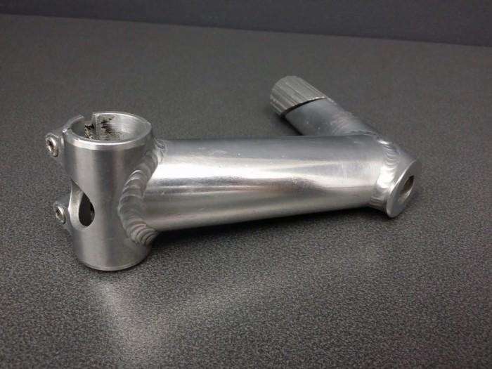 """Potence """"VTT aluminium"""" 130mm  (Ref 218)"""