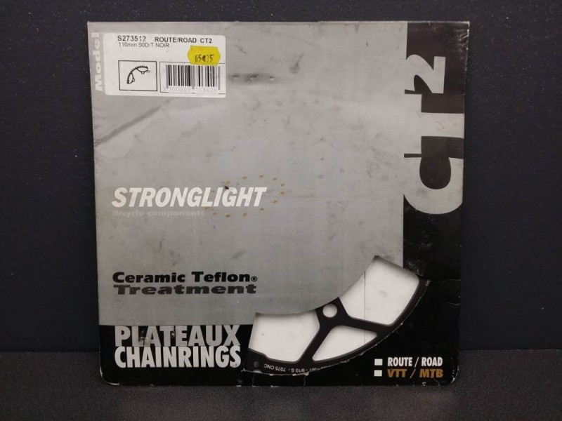 """Kaffee-UNSERE """"STRONGLIGHT CT2"""" 50d (Ref 123)"""
